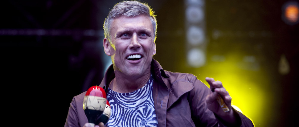 Happy Mondays - T in the Park