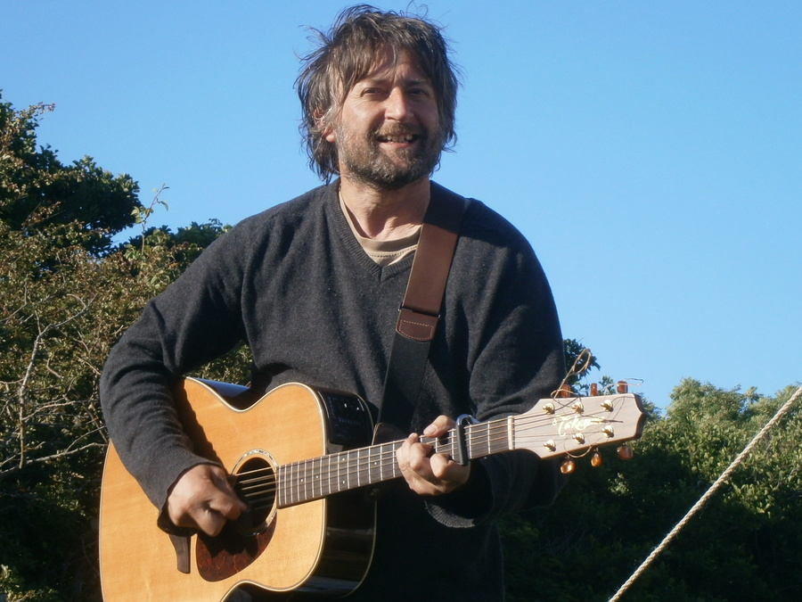 King Creosote at Away Game 2012
