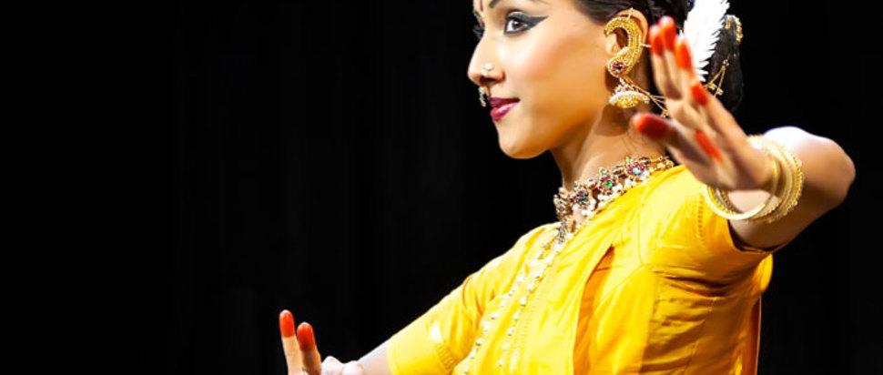 Mythili Prakash - Natyam
