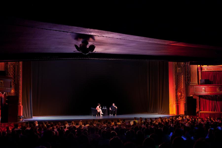 Turing festival - Wozniak @ The Playhouse