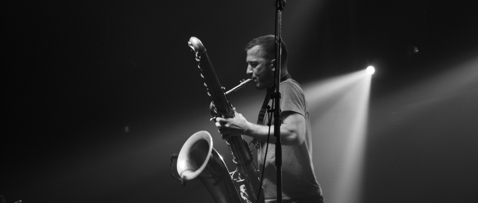 Colin Stetson at Transmusicales 2011