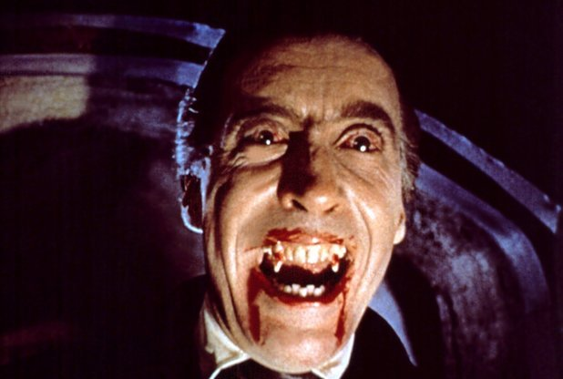Christopher Lee -- The original Prince of Darkness