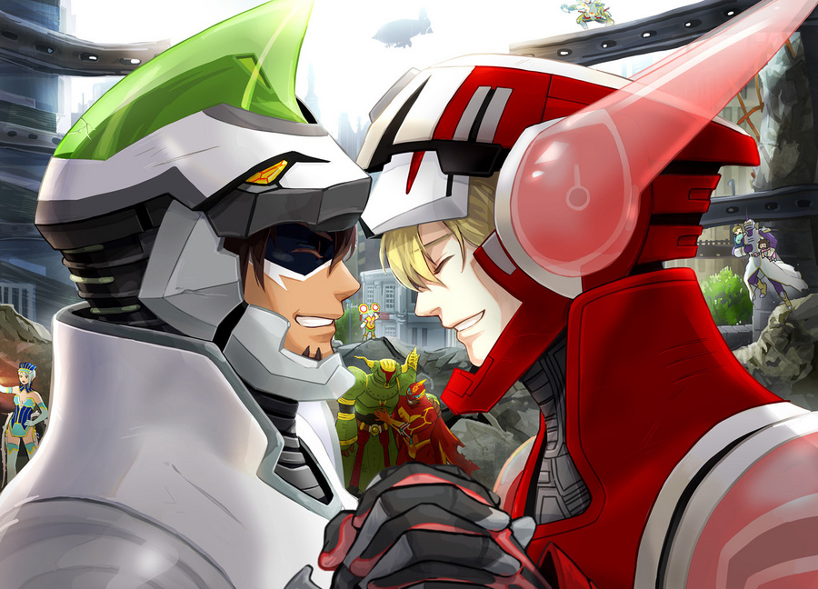 Tiger and Bunny: The Beginning