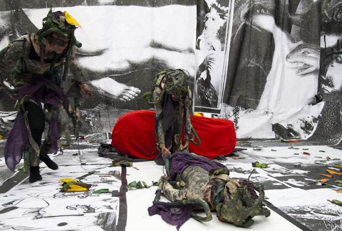 Spartacus Chetwynd: Odd Man Out