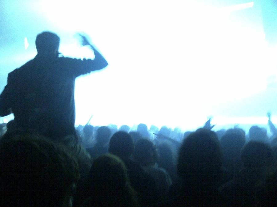 Vitalic @ Trans Musicales 2012