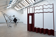 Simon Starling: A-A', B-B' event picture