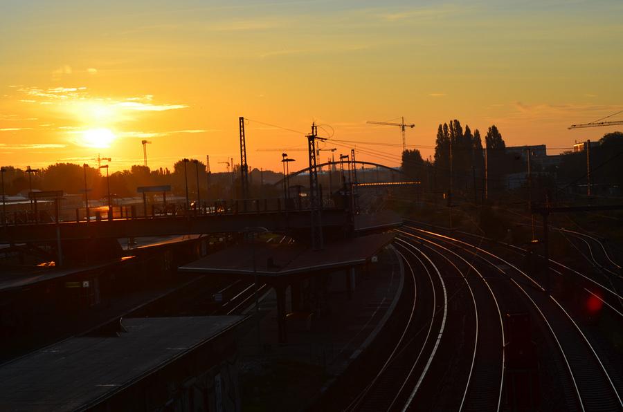 Tracks - Berlin