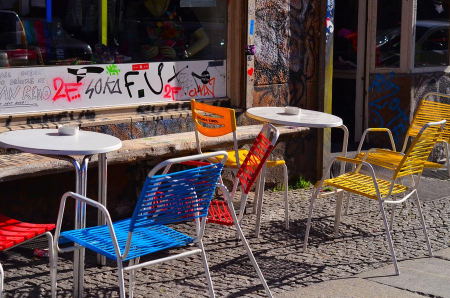 Chairs - Berlin