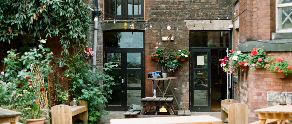 Islington Mill Manchester
