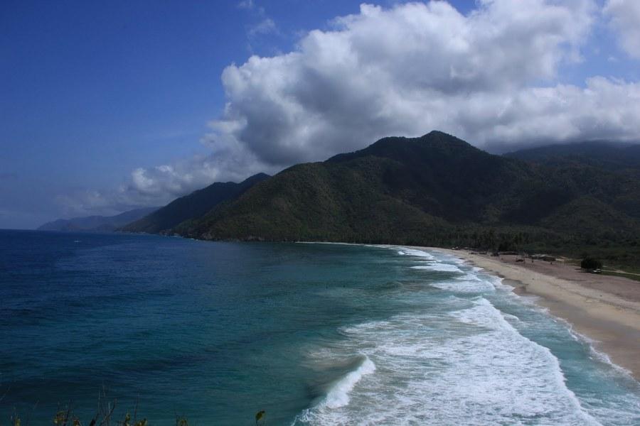 Playa Cuyagua:Cuyagua Beach