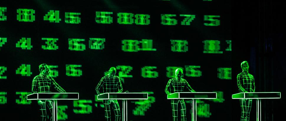 Kraftwerk - King Tuts