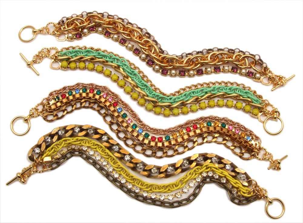 Bracelets by T-Boo