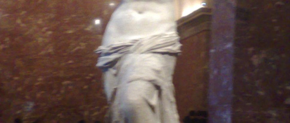 Venus de Milo by cameraphone