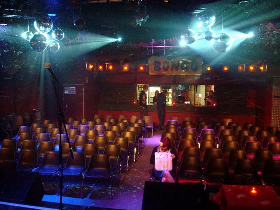 The Bongo Club