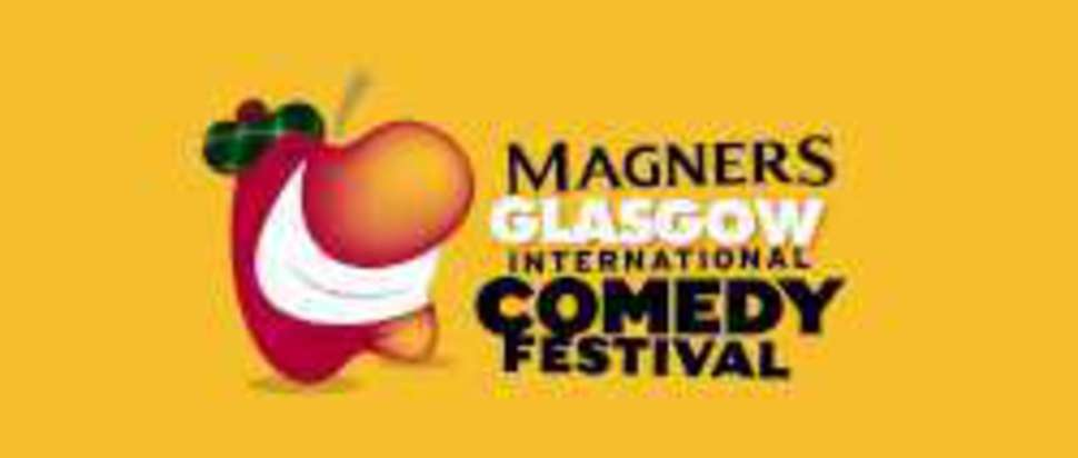 Glasgow International Comedy Festival logo