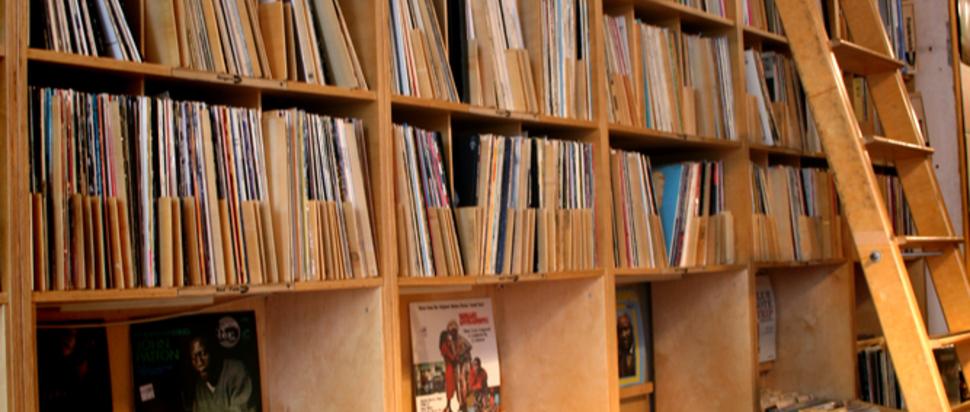 Vinyl Swag