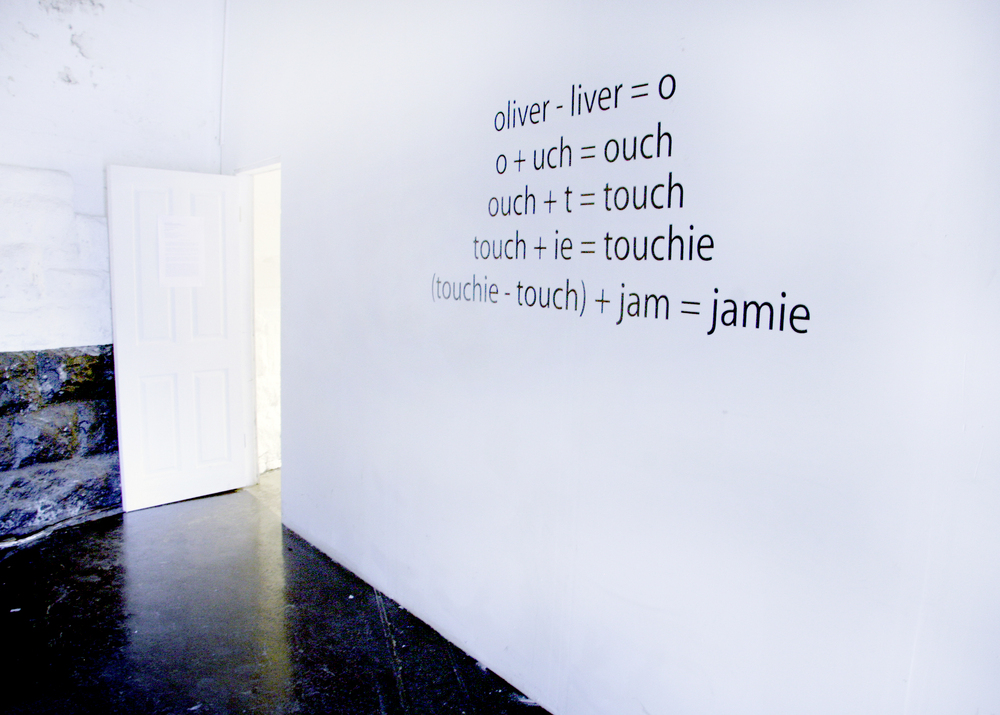 Jamie Radcliffe: The Exhibition