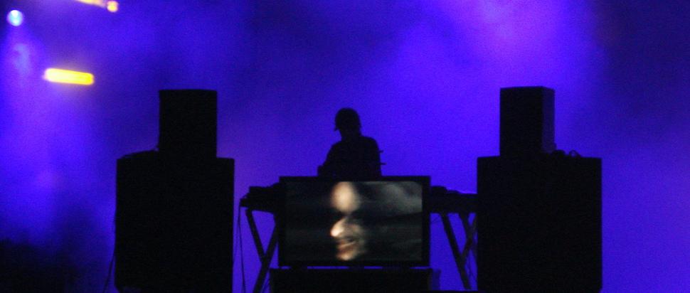Aphex Twin @ Primavera 2009
