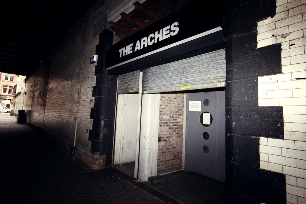 The Arches Glasgow