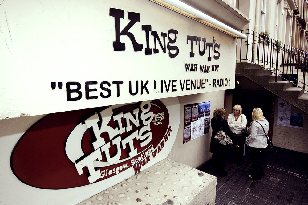 King Tut's Glasgow
