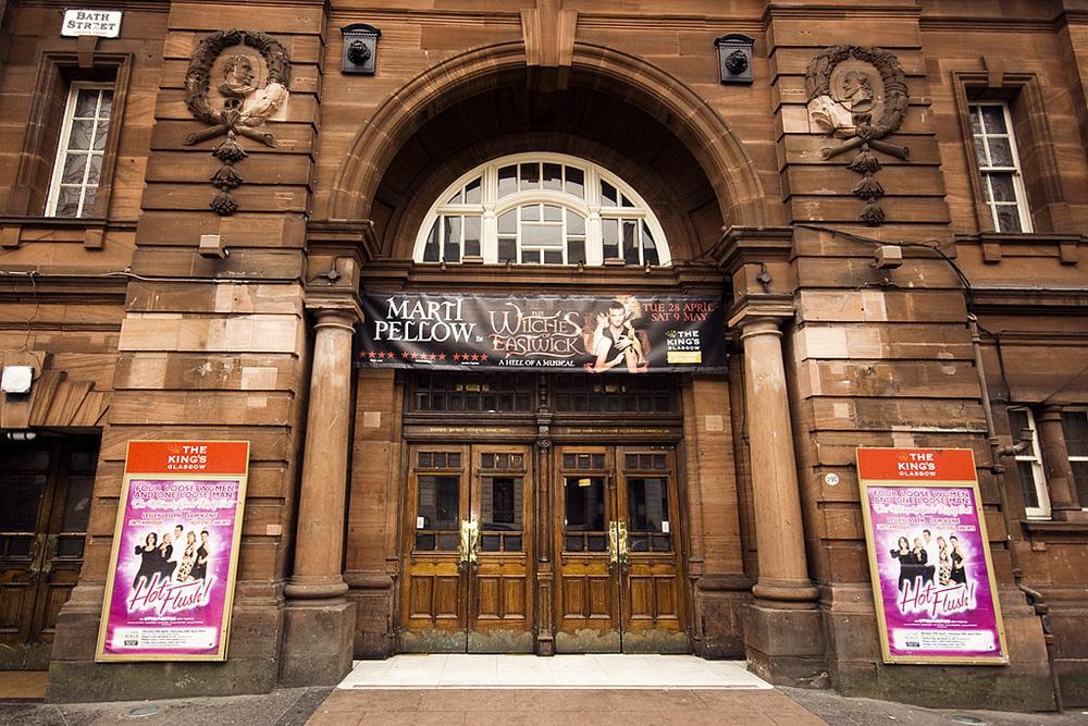 The King's Theatre Glasgow