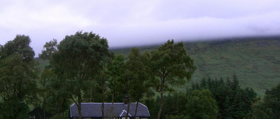 Loch Ossian Youth Hostel