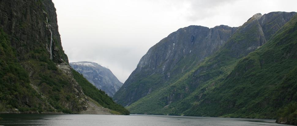 Norway - Gudvangen