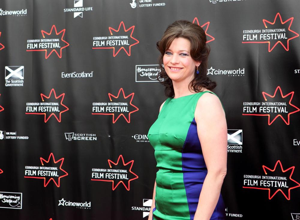 actress Kerry Fox-Shallow Grave