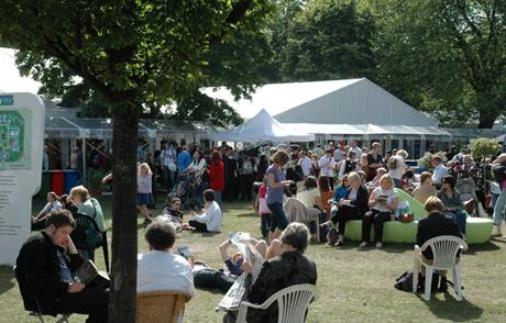 July 09 - Book Festival