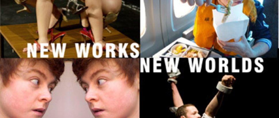 New Works New Worlds