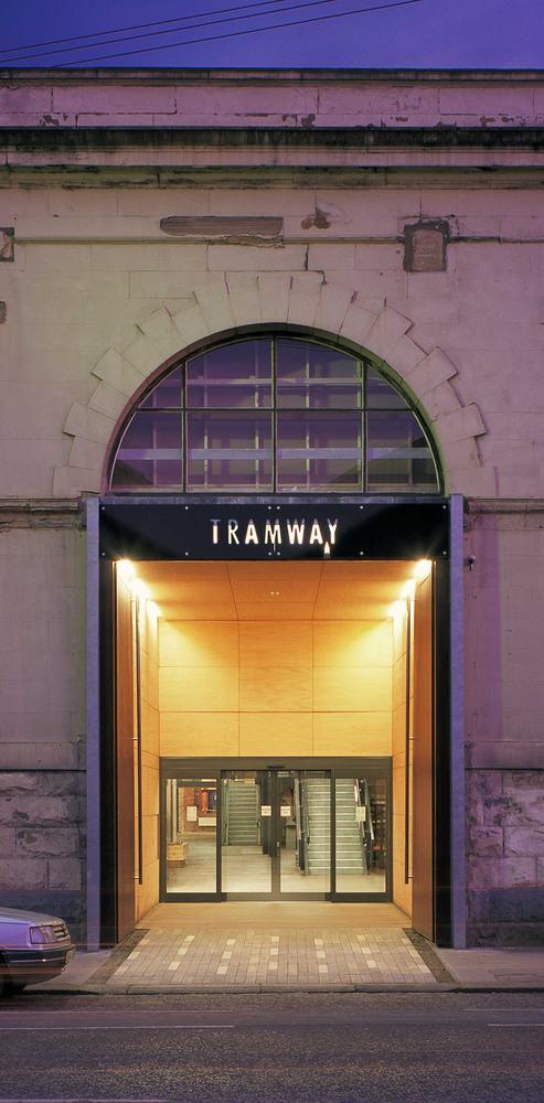 Tramway Exterior