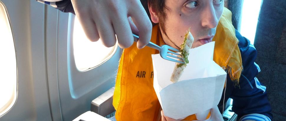 Plane Food Cafe