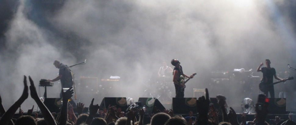 Glasvegas - Benicassim 2009