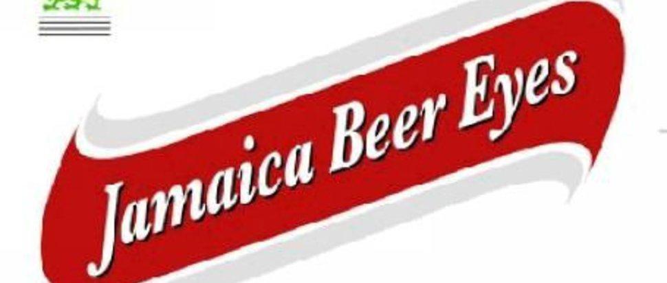 Jamaica Beer Eyes
